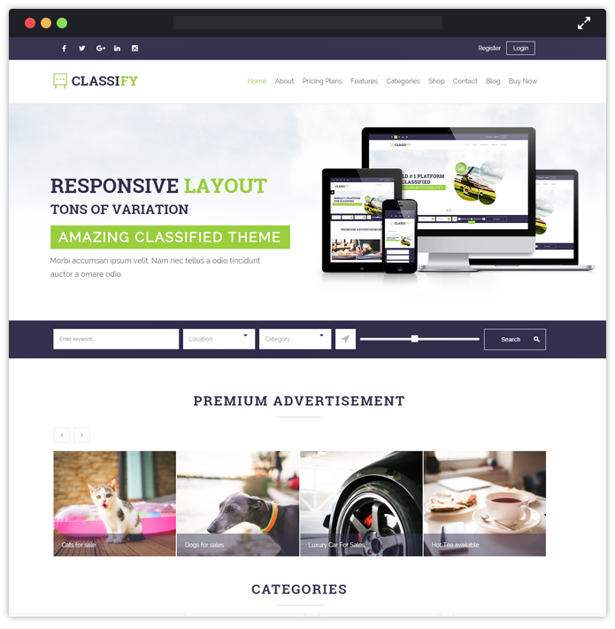 Classify-classified-ads-wp-theme