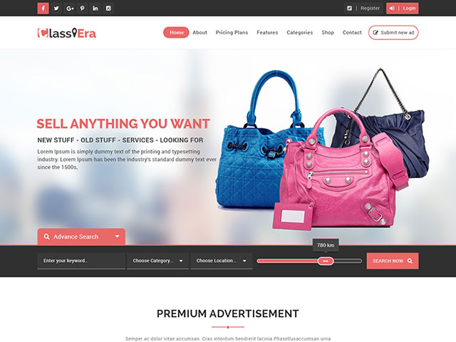 Best Classified Wordpress Themes - TThemes